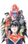 super sons cover 6 by duss005