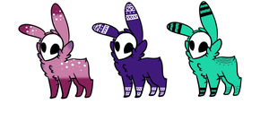 Adoptables - CLOSED by Blithe-Adopts