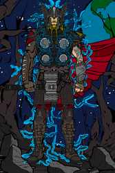 The Ultimate Thor(Utimate X Universe) by yannirex