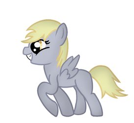 Filly Derpy by JLCrasher