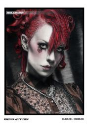 Emilie Autumn 2 by FairyARTos