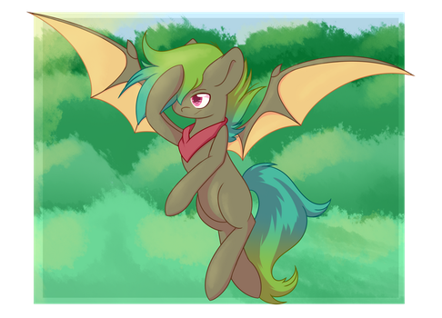Soaring Timber by RavenFox19