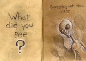 Sketchbook page 4 and 5 by jwize