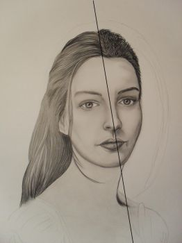 Fantine- I dreamed a dream WIP by Hazeleyes1990
