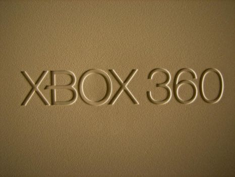 XBOX 360 Logo 3 Horizontal by ahmedcool
