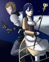 Lucina and Owain - Power of our family by ThePontusAndersson