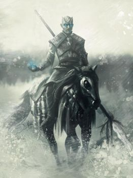 Night King by Raivis-Draka