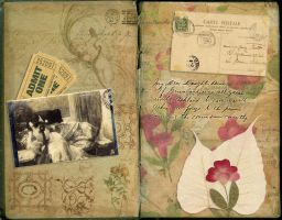 faded reminiscings by princesssfi