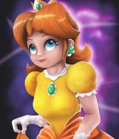 Princess Daisy by Reillyington86
