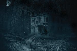 Welcome Home (Happy Halloween) by rmh7069