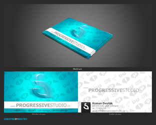 Studio bussines card by Neutry