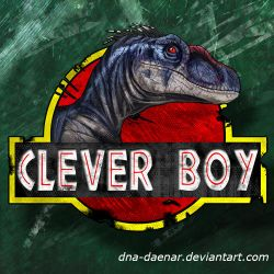 Clever Boy LOGO by DNA-Daenar