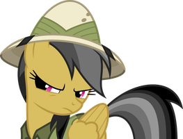 Vector #839 - Daring Do #13 by DashieSparkle