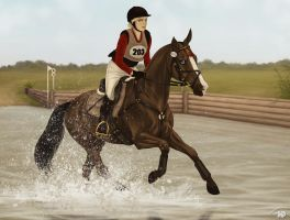 Traaker Opening Grand Prix | Cross Country by Zoubstance