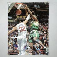 Shawn Kemp vs Blake Griffin - NBA Time Machine by skythlee