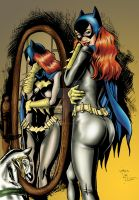 Batgirl's First Time II by ShawnVanBriesen