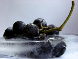 frozen grapes by vallomoon by BrailaCity