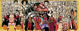 one piece color page 691 by nimesh21