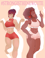 BOOB QUEENS by BayoAutomatic