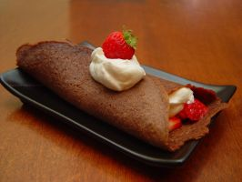 Chocolate Crepe by maytel