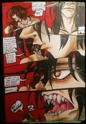 Waking The Demon :Pt. 8: by SafireCreations