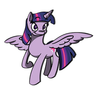 Twilight Sparkle by Adam-Clowery