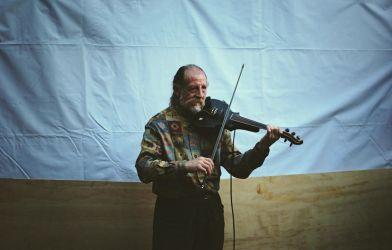 The Fiddler, Chiloe, Chile by younghappy