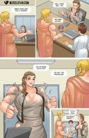 Strength Serum Sample by muscle-fan-comics