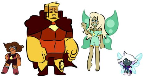 Some Homeworld Gems I Adopted lol by EchoDitto
