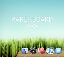 Paperboard Dock by Soundy
