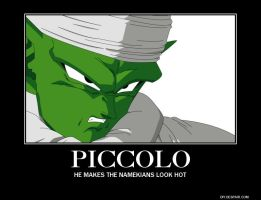 Piccolo by MegaKitty14