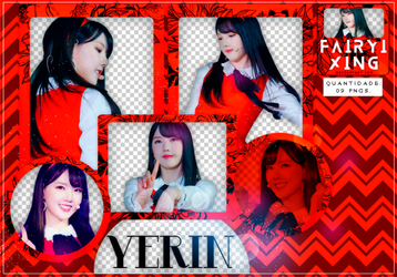 [PNG PACK #778] Yerin - GFriend (171216) by fairyixing