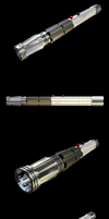 Unnamed saber, new emitter by DaveLuck