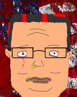 Emo Hank Hill by HankPropaniac57