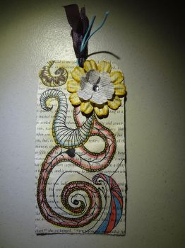 Altered Zentangle by moonphases