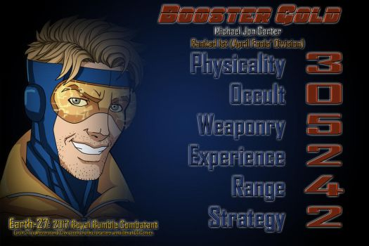 E272017RRC- Booster Gold by Roysovitch