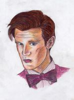 The Eleventh Doctor by Japonka606