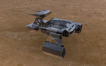 dropship WIP 6 by 3D-BUG