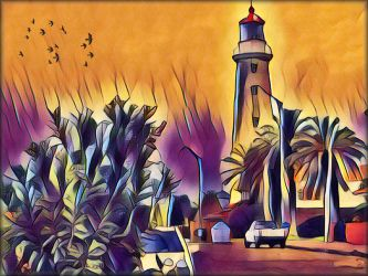 ~The Lighthouse~ by ken1171