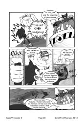 SonicFF Chapter 6 P.20 by SonicFF