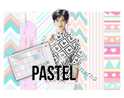 +Pastel Patterns by xDaebak
