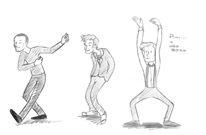 Doctor dances by angyem