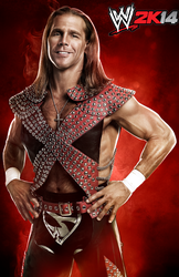 Shawn Michaels WWE2K14 Promo Shoot by TheElectrifyingOneHD