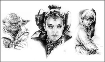 P.S. SW Characters: Prequels by Callista1981
