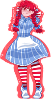 That's some smug anime girl, oh wait, its Wendys by Grandinareale