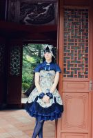 Qi Lolita Coord by MaikaCosplay