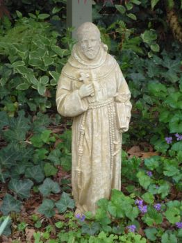 St. Francis of Assisi by EverydayStock