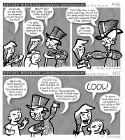 Divine Whiners No. 106+107 ANGRY SCIENCE by raisegrate