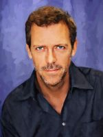 Hugh Laurie by AndyTkach