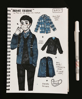 Kyungsoo's Airport Fashion 2016 by chuenchu